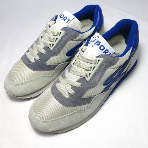 1980's FRENCH MILITARY TRAINING SHOES デッドストック