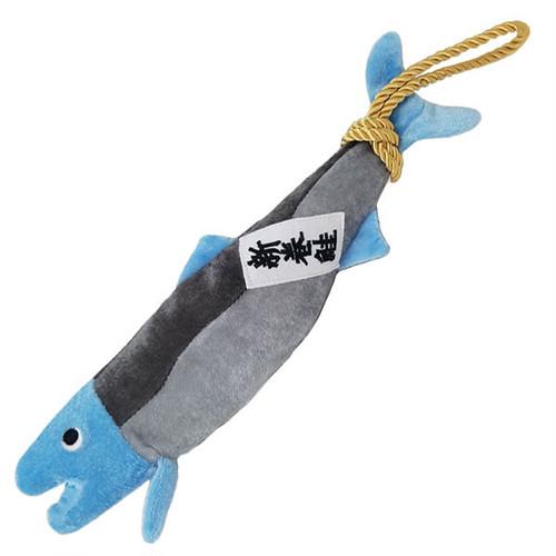 ペットトイ 新巻鮭