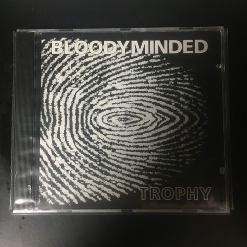 BLOODYMINDED ‎– Trophy(CD)USED