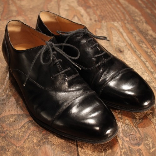 STETSON leather shoes