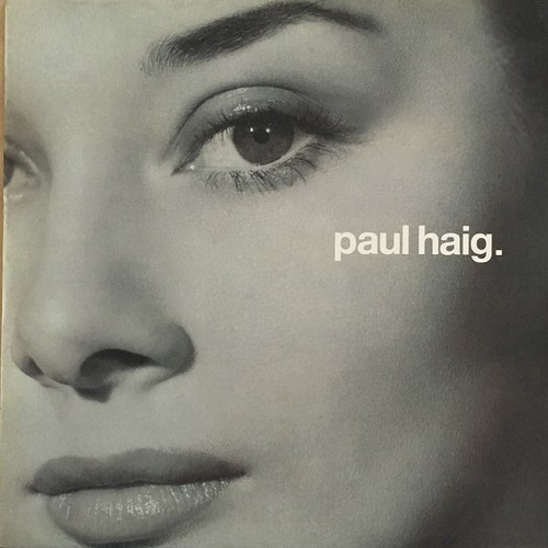 【LP・英盤】Paul Haig / Chain