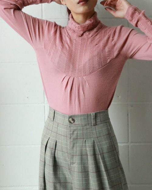TSE cashmere pink knit