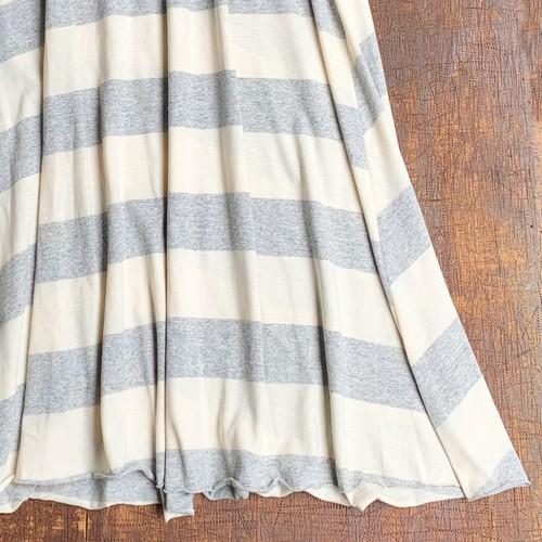 CALLA ボーダースカート