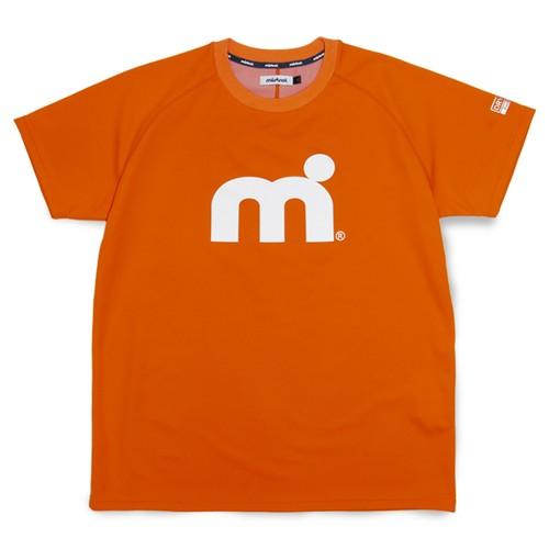 ミストラル メンズ [ HP-DRY 半袖Tシャツ -エムドット- ] ORANGE