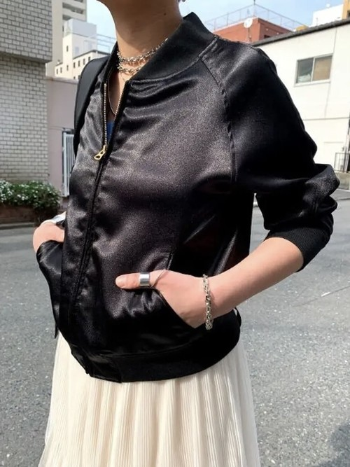 【PROVOKE POP UP STORE】 SHINY COMPACT BLOUSON