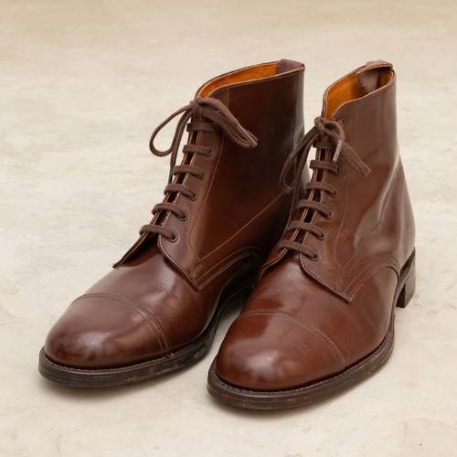 AVALON DERBY BOOTS