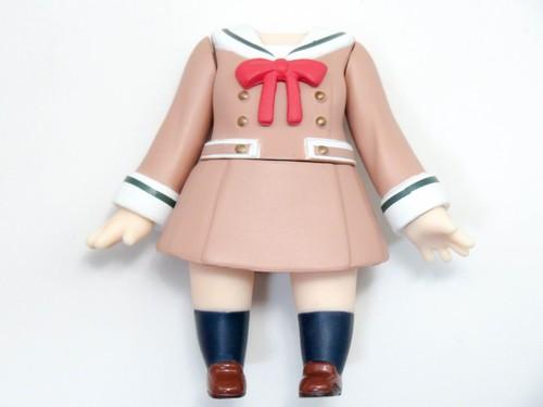 再入荷【740】 戸山香澄 体パーツ 制服 ねんどろいど