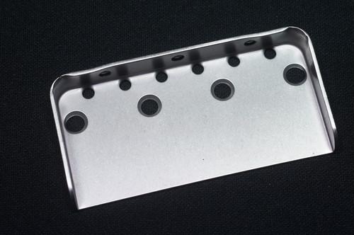 Telecaster Titanium Bridge Plate small