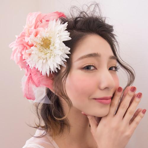 現役サロモプロデュース◆ヘアアクセ◆パーティーやイベントに大活躍!!