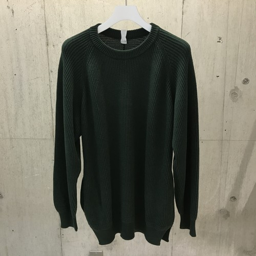 ROTOL POCKET KNIT GREEN