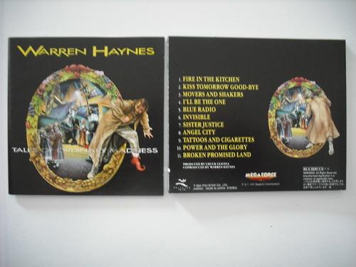 【CD】WARREN HAYNES / TALES OF ORDINARY MADNESS