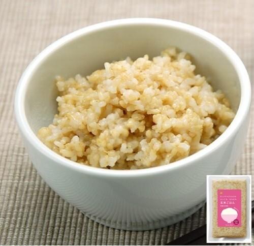 玄米ごはん  <マクロビ・ビーガン対応/添加物・香料・保存料・着色料・化学調味料・白砂糖・乳製品・卵不使用>