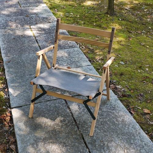 Tabi Chibi Chair  COL-2  GrayTweed(チビチェア:グレーツイード)