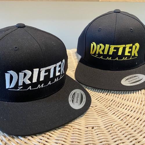 【Drifter スケートロゴ】キャップ