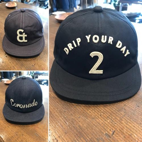 セカンド  S&nd baseball low cap (ユニセックス)