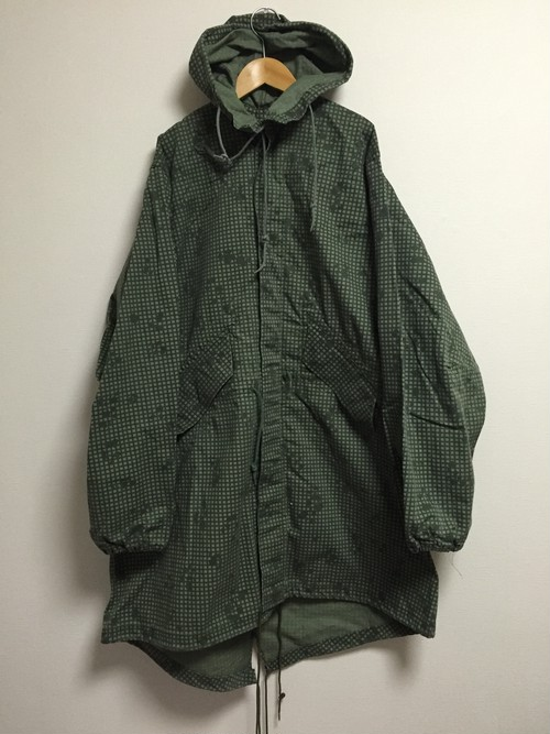 1983's night-camo military coat