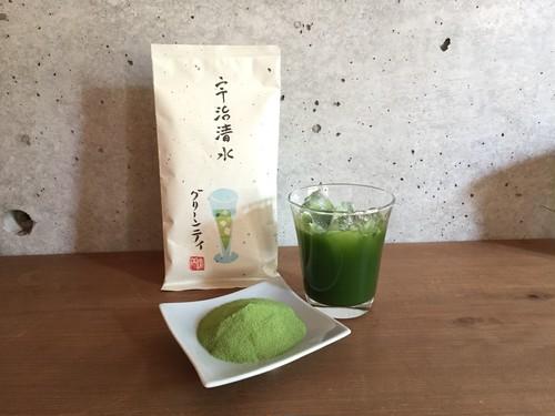 宇治清水(グリーンティー) 【UjiShimizu(GreenTea)】 250g