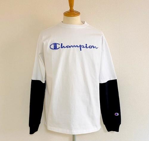 Long Sleeve Layered T-shirts White