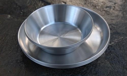 Bomb Bush Plate&Bowl