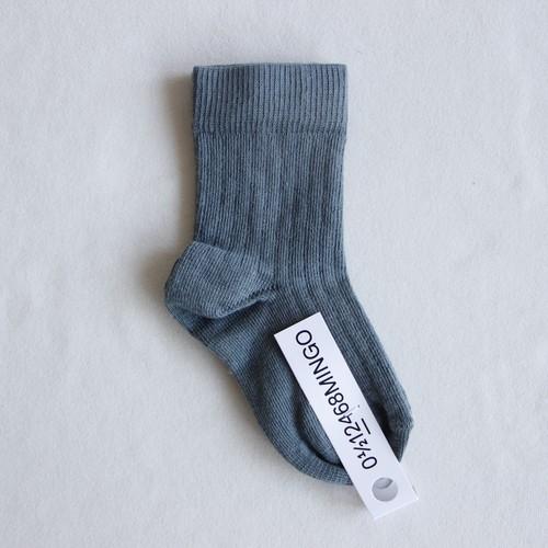 《MINGO. 2021AW》Socks / Sea Grass