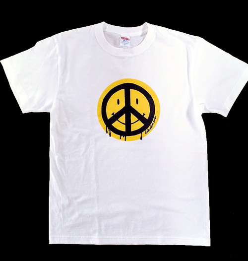 Peace & Smile Tシャツ