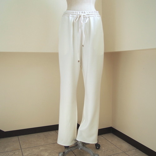 【ethical hippi】tapered pants(white) / 【エシカル ヒッピ】テーパード パンツ(ホワイト)