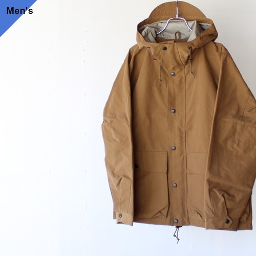ENDS and MEANS エンズアンドミーンズ Sanpo Jacket モカ EM-ST-J01