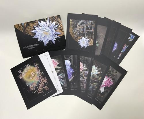 MIWA HIDUKI ART WORKS ポストカードセット