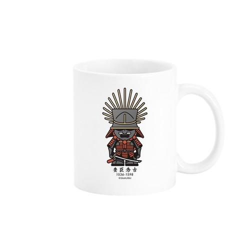 マグカップ(豊臣秀吉)