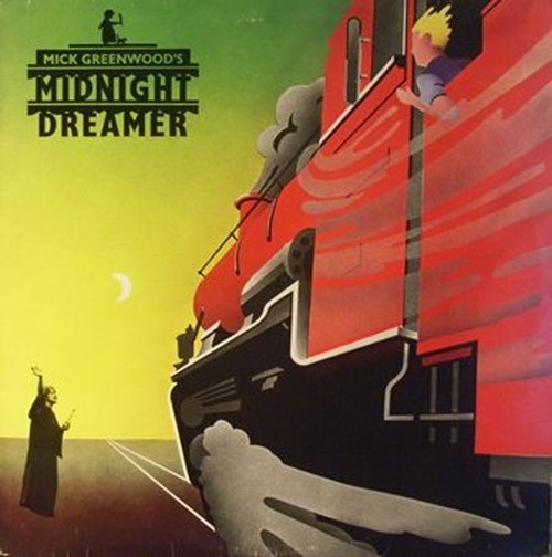 【LP】MICK GREENWOOD/Midnight Dreamer