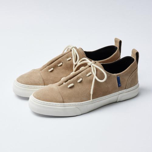SLACK FOOTWEAR / ENWRAP (BROWN/WHITE)