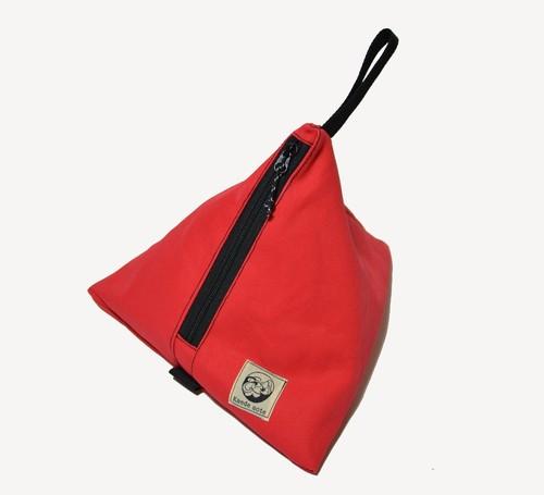 テトラチョークバッグ STYLE「鈴 RIN」 レッド(数量限定色)T013