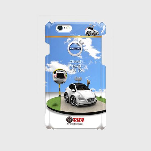 ゼンマイ ボルボV40 iPhone6/6sスマホケース