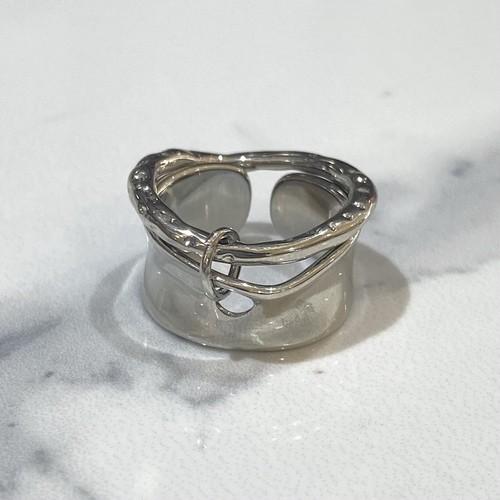 サークルリング(Silver925)