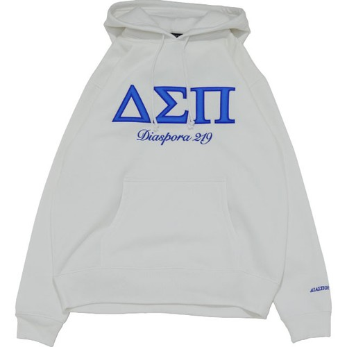 Standards Hooded Sweatshirt (White)