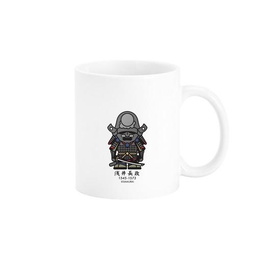 マグカップ(浅井長政)