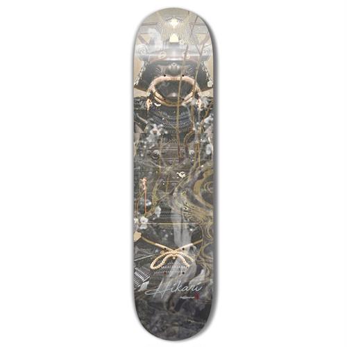 Hikari Skateboard Samurai