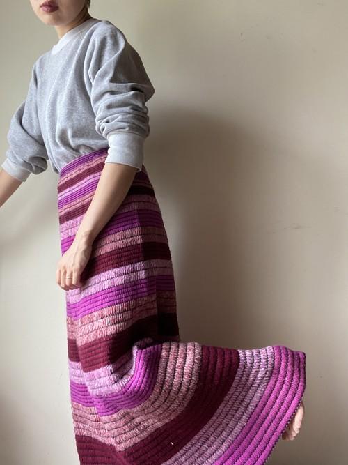 Vintage Kint Long Skirt