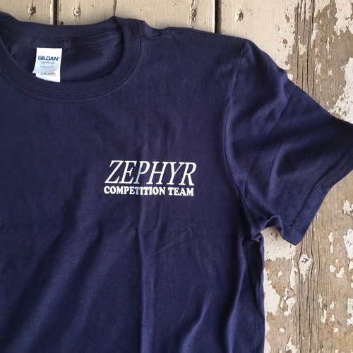 """ZEPHYR """"Competition Team"""" S/S T-Shirts"""