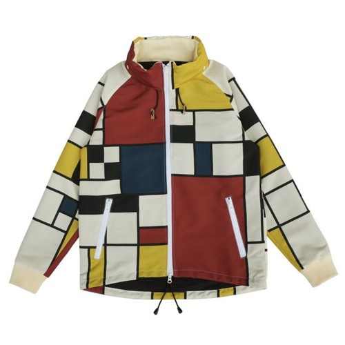 Original John | MONDRIAN SPORTS JACKET - Ivory [JK382]