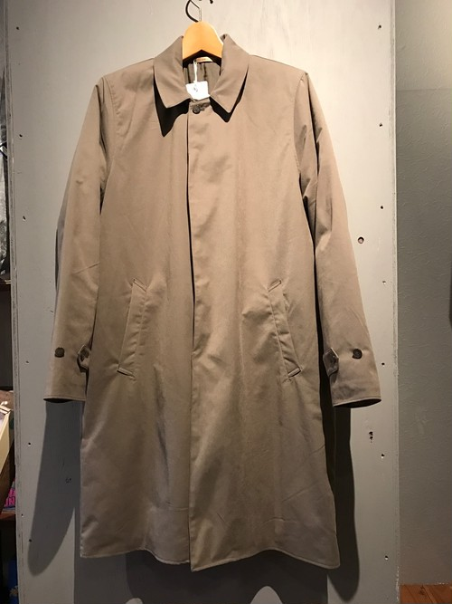 Comfortable Balmacaan Coat(LAMOND)