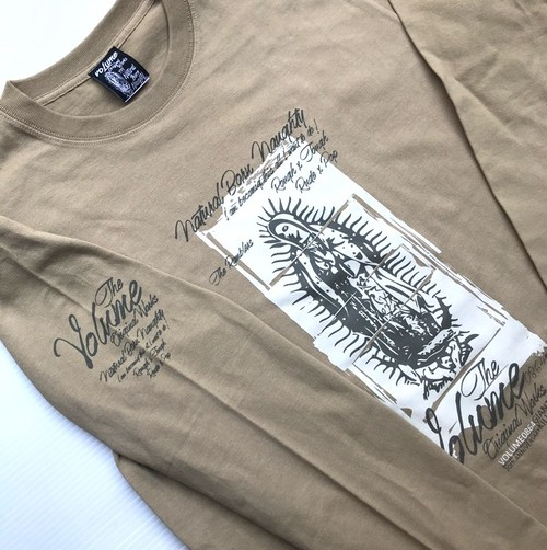 VOLUME ORIGINAL / 0864VINTAGE GUADALUPE LONG SLEEVE Tee