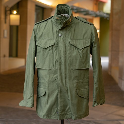 OLD U.S.ARMY M-65 JACKET DEAD STOCK - 2