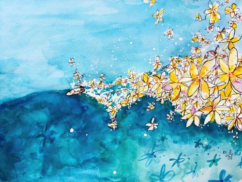 【GOLDFISH KISS】Bloomin Right 8×10