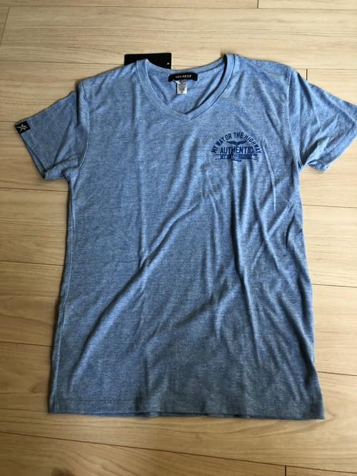 BLOW VネックTshirt  men's
