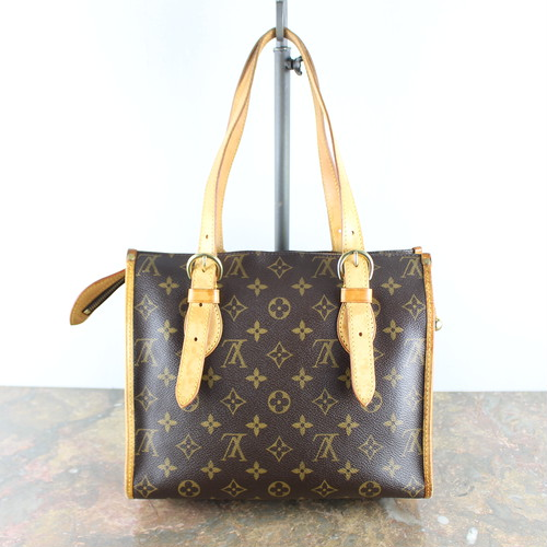 .LOUIS VUITTON M40007 FL0045 MONOGRAM PATTERNED TOTE BAG MADE IN FRANCE/ルイヴィトンポパンクールオモノグラム柄トートバッグ2000000052618