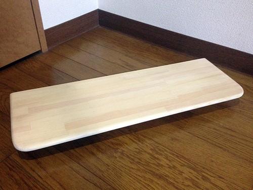シンプルバランスボード(上級者向け)