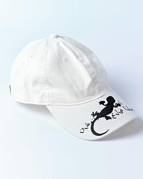 Gecko CAP(WHT BLK)