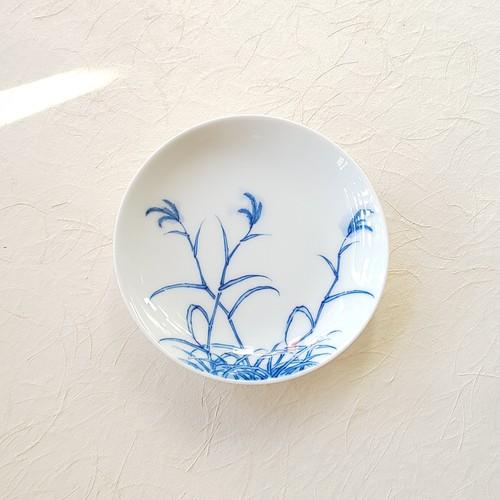 葦(あし) 豆皿