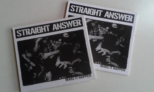 Straight Answer - Make it happen CD